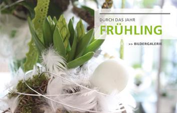 Floristik für den Frühling